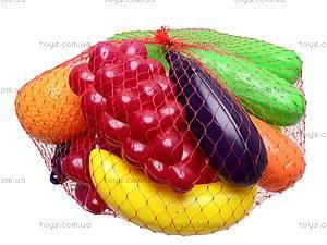 Детский игровой набор «Фрукты и овощи», 379, купить