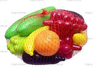 Детский игровой набор «Фрукты и овощи», 379, отзывы