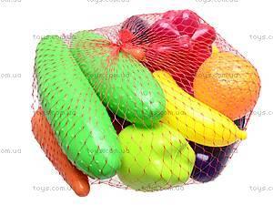 Детский игровой набор «Фрукты и овощи», 379, цена
