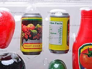 Фрукты и овощи в наборе, 734-1, купить