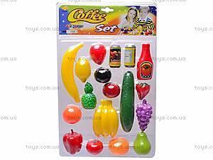 Фрукты и овощи в наборе, 734-1