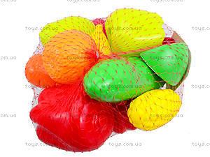 Игрушечный набор для детей «Фрукты и овощи», 351, фото