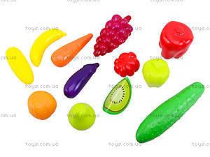 Игрушечный набор для детей «Фрукты и овощи», 351, цена