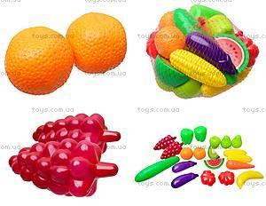 Фрукты и овощи в наборе, 20 предметов, 386