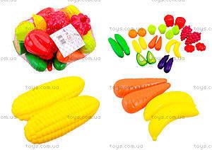 Детский набор «Фрукты и овощи», 518