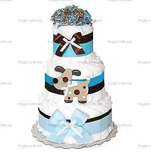 Торт из подгузников Fun puppy, BH18