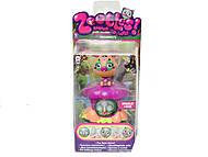 Функциональная фигурка Zoobles с домиком, 13200-6015734-ZB, игрушки