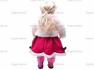 Функциональная кукла «Настенька» , MY004, детские игрушки