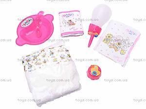 Функциональный игрушечный пупс Baby Doll, 058-A, отзывы