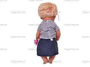 Функциональный пупс «Лялечка», 30667-7, игрушки