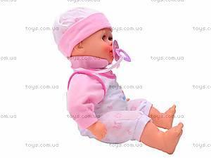 Функциональный пупс «Моя малышка», 5227, цена