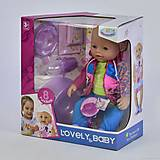 """Функциональный пупс """"Lovely Baby"""", 8040-487, купить"""