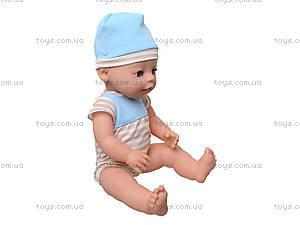 Функциональный пупс с аксессуарами Baby Doll, YL1710B, купить
