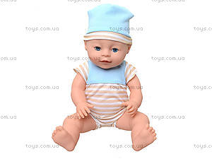 Функциональный пупс с аксессуарами Baby Doll, YL1710B, игрушки