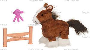 Фур Риал Ходячая игрушка «Ласковые зверята - Пони», A2011, купить