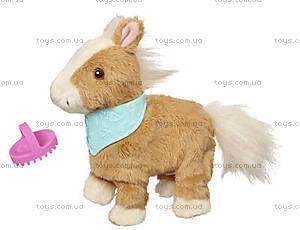 Фур Риал Ходячая игрушка «Ласковые зверята - Пони», A2011, фото