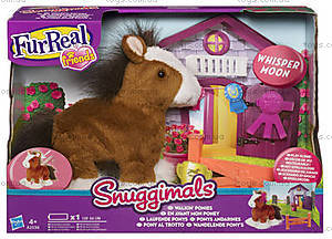 Фур Риал Ходячая игрушка «Ласковые зверята - Пони», A2011