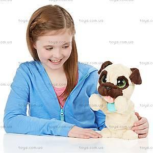 Интерактивная игрушка «Игривый щенок» серии Фур Риал, B0449, цена