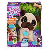 Интерактивная игрушка «Игривый щенок» серии Фур Риал, B0449, фото