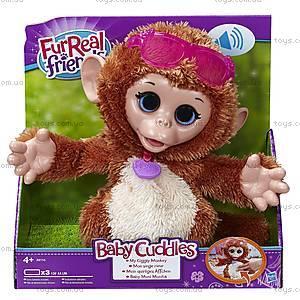 Интерактивная обезьянка FurReal Friends, A8756