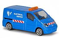 Фургон «Электросервис» Renault Trafic, 205 7500-2, фото
