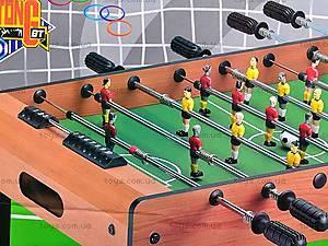 Футбол деревянный, на рычагах, 2138, отзывы