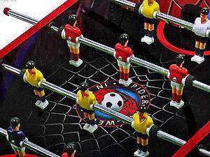 Футбол на рычагах Spiderman, 235S, фото