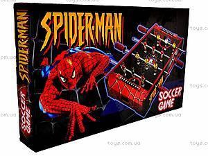 Футбол на рычагах Spiderman, 235S, цена