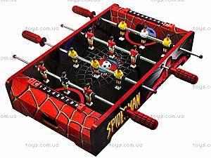 Футбол на рычагах Spiderman, 235S