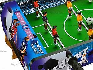 Футбол настольный, с рячагами, XJ802, игрушки