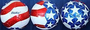 Футбольный мяч «Америка», W02-4546