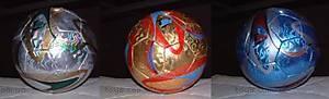 Футбольный мяч «Блестящий», Tilly-7