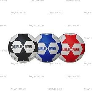 Футбольный мяч Double Pass, 1911037