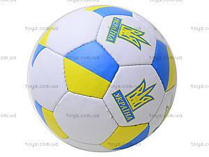 Футбольный мяч «Флаг Украины», 1911059, фото
