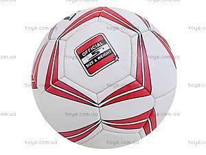 Футбольный мяч Official, SE3001, купить