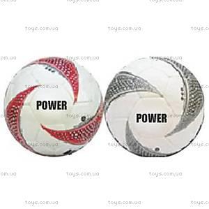 Футбольный мяч Power Micro Fiber, 1911065