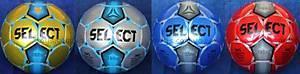 Футбольный мяч SELECT, W02-4723