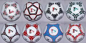 Футбольный мяч Tilly, TiIIy-1, купить
