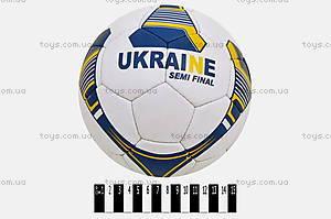 Футбольный мяч Ukraine Semi Final, UKRAINE_SEMI
