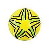 """Футбольный мяч """"Звезда"""", жёлто-салатовый, F22060, фото"""