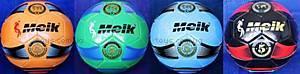 Футбольный мячик четырех видов, W02-4787
