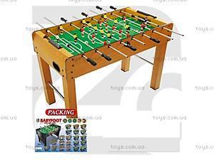Футбольный стол, деревянный, ZC1019A