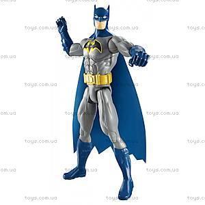 Фигурка Бэтмен в серо-синем костюме, 30 см, CDM63