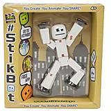 Фигурка для анимационного творчества STIKBOT S2 белый, TST616IIW, фото