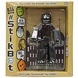 Фигурка для анимационного творчества STIKBOT S2 черный, TST616IIBl