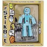 Фигурка для  анимационного творчества STIKBOT S2 голубой, TST616IIBlu