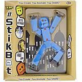 Фигурка для анимационного творчества STIKBOT S2 синий, TST616IIDB, Украина