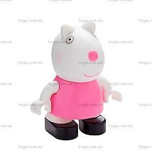 Фигурка для конструктора Peppa, 06029, игрушки