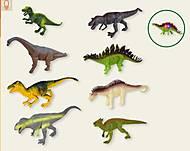 Фигурка динозавра со светом 8 видов, 929-50