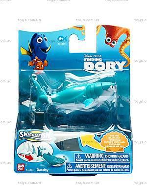 Фигурка-каталка Дестини серии «Рыбки-непоседы», 36403, детские игрушки